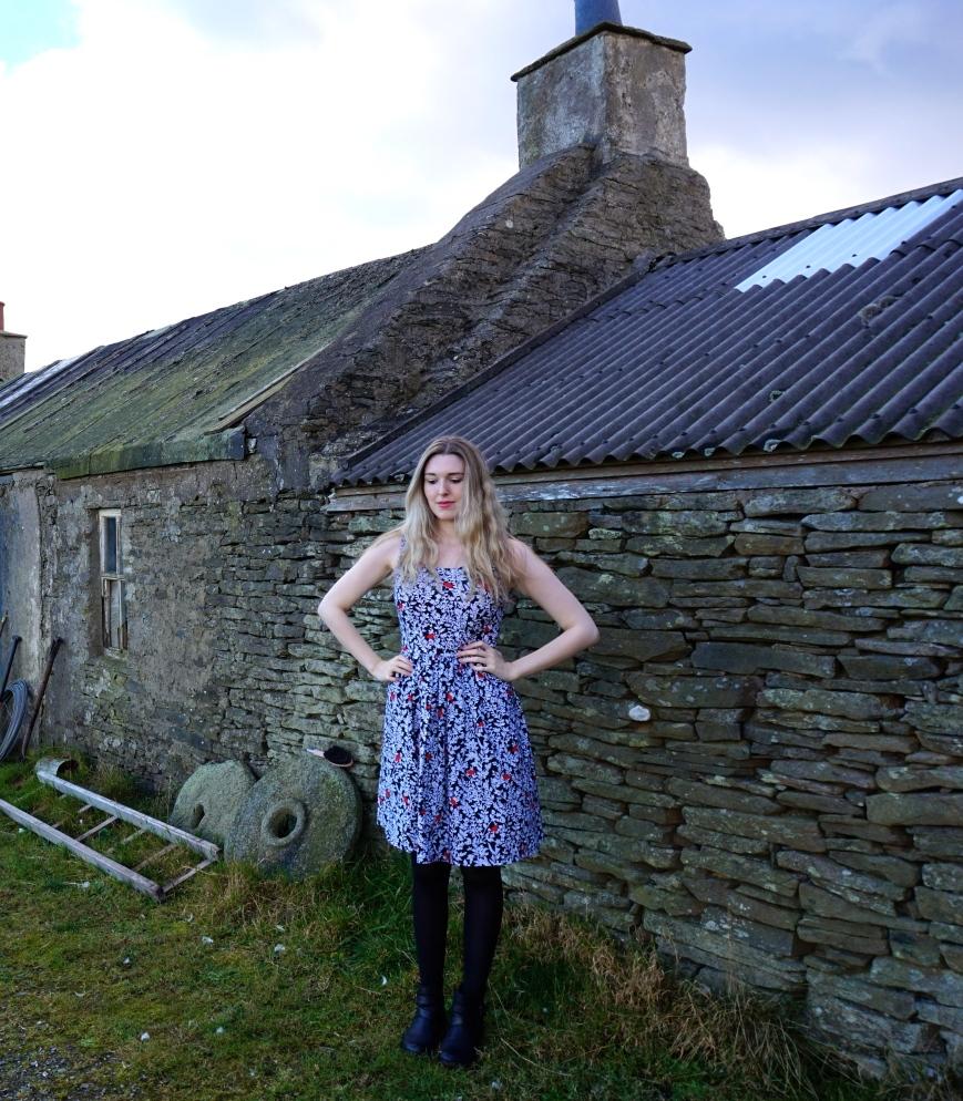 Lilou Dress (attieanddora.com) Shetland