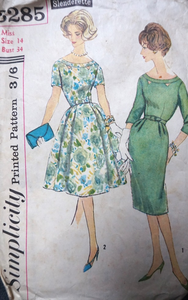 Joan Holloway style dress