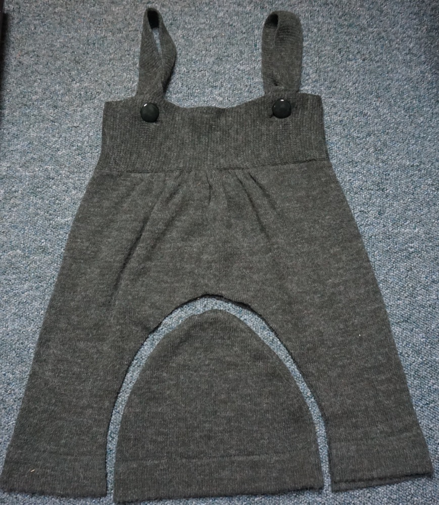 Wool Dress Recycle