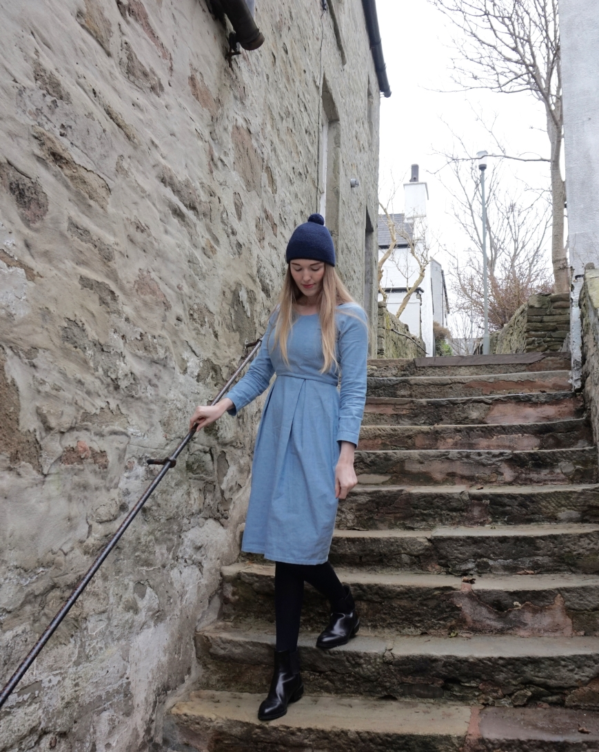 Denim Elisalex Dress